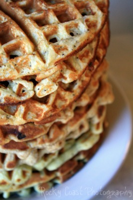 Peanut Butter Banana Waffle – Family Favorite |