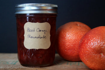 Blood Orange Marmalade 2