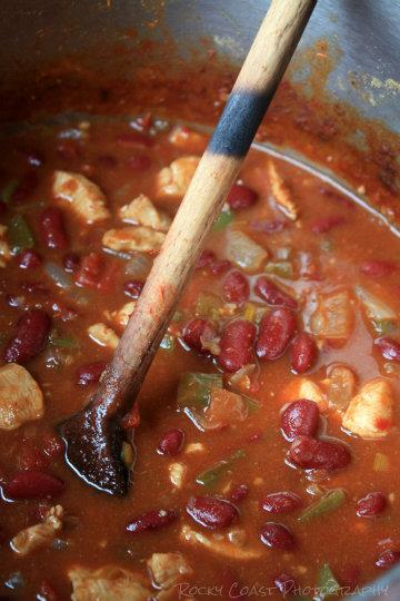 Red Bean Chicken Chili